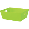 Lime Green Solid - Large Tray