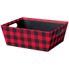 Buffalo Plaid - Large Tray