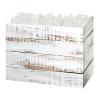 Distressed White Wood - Large Box