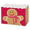 Gingerbread Man - Large Box