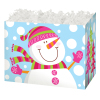 Smiling Snowman- Large Box