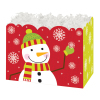 Snowflake Snowman - Large Box