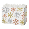 Glitter Snowflakes - Large Box