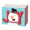 Joyful Snowman - Large Box