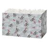 Silver Pinecones  - Small Box