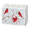 Winter Birds and Berries - Small Box