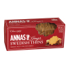 Anna's Thins - Ginger Cookies *** ONE PARTIAL CASE! 11 Pieces! Best by May 10, 2021! 5% off! ***