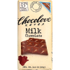 Chocolove Pure Milk (33%) *** Available Fall, 2020 ***