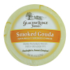 Glacier Ridge - Smoked Gouda Cheese Rounds