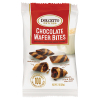 Dolcetto Wafer Bites Single Serve- Chocolate (Bag)