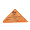 Gilman Triangles -Cheddar *** Temporarily Out of Stock - SEE NW8251 ***