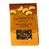 Godiva Milk Chocolate Cashews      *** 25% off!  Best by December 31, 2020 ***