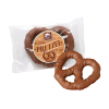 Long Grove Confectionery Bavarian Pretzel - Milk Chocolate  *** Available October, 2019 ***