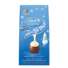 Lindt Lindor Truffle Mini Holiday Bag - Snowman Milk & White Chocolate