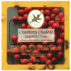 Northwoods - Cheddar Cranberry Cheese Square  *** 50% off! Best by August 20, 2020***