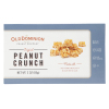 Old Dominion - Peanut Crunch *** 10% off! Best by August 31, 2020 ***