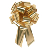 """Perfect Bow - Glitter Gold - 5"""" x 16 loops 1-1/4"""""""