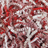 Spring-Fill crinkle Cut 10 lb. - Candy Cane *** Out for the 2020 Season ***