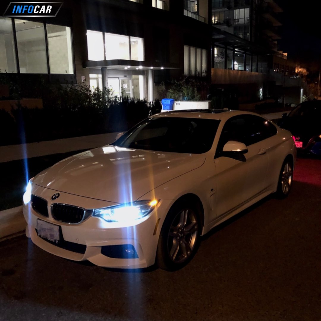 2019 BMW 4-Series 430i coupe - INFOCAR - Toronto's Most Comprehensive New and Used Auto Trading Platform