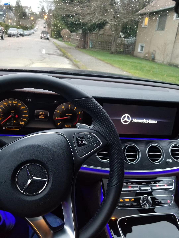 2017 Mercedes-Benz E-Class 4 Matic sedan - INFOCAR - Toronto's Most Comprehensive New and Used Auto Trading Platform