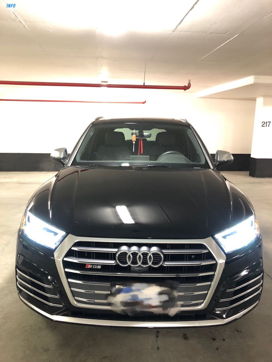 2019 Audi SQ5 technik quattro - INFOCAR - Toronto's Most Comprehensive New and Used Auto Trading Platform