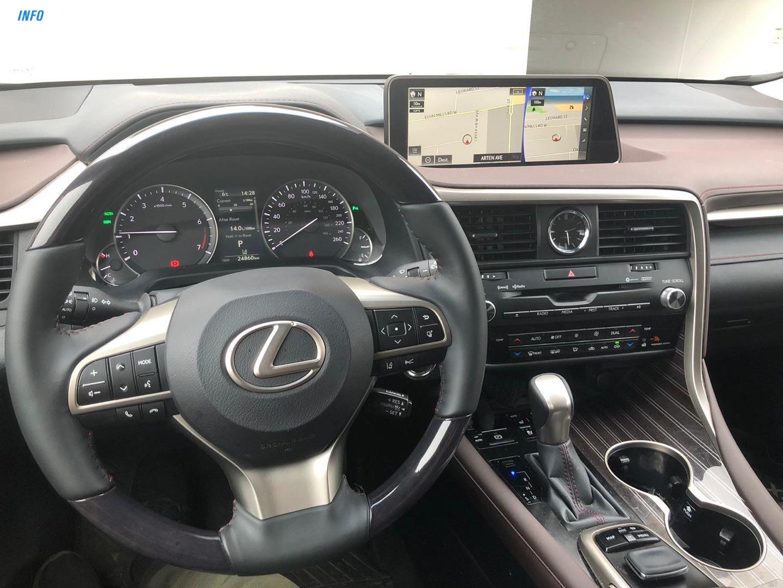 2018 Lexus RX 350  - INFOCAR - Toronto's Most Comprehensive New and Used Auto Trading Platform