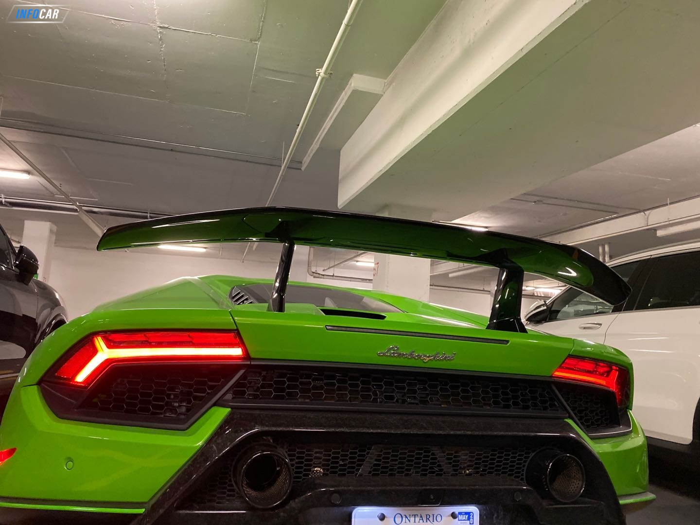 2018 Lamborghini Huracan performante - INFOCAR - Toronto's Most Comprehensive New and Used Auto Trading Platform