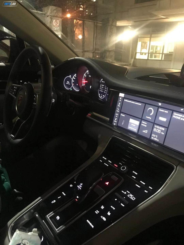 2019 Porsche Panamera 4 - INFOCAR - Toronto's Most Comprehensive New and Used Auto Trading Platform