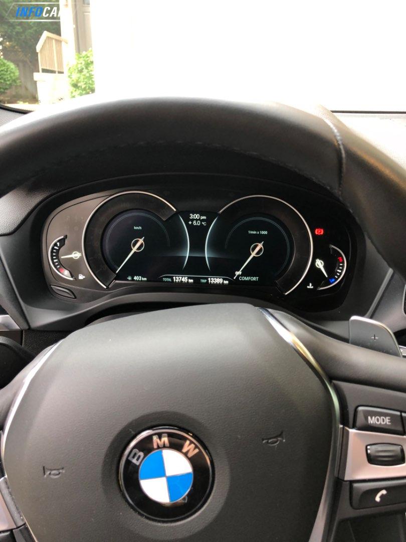 2019 BMW X3 30i - INFOCAR - Toronto's Most Comprehensive New and Used Auto Trading Platform