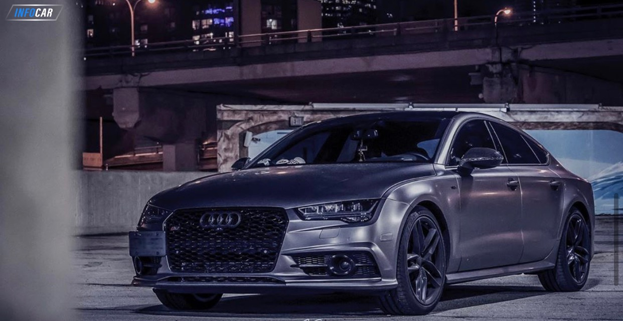 2017 Audi S7 Premium 4.0T - INFOCAR - Toronto's Most Comprehensive New and Used Auto Trading Platform