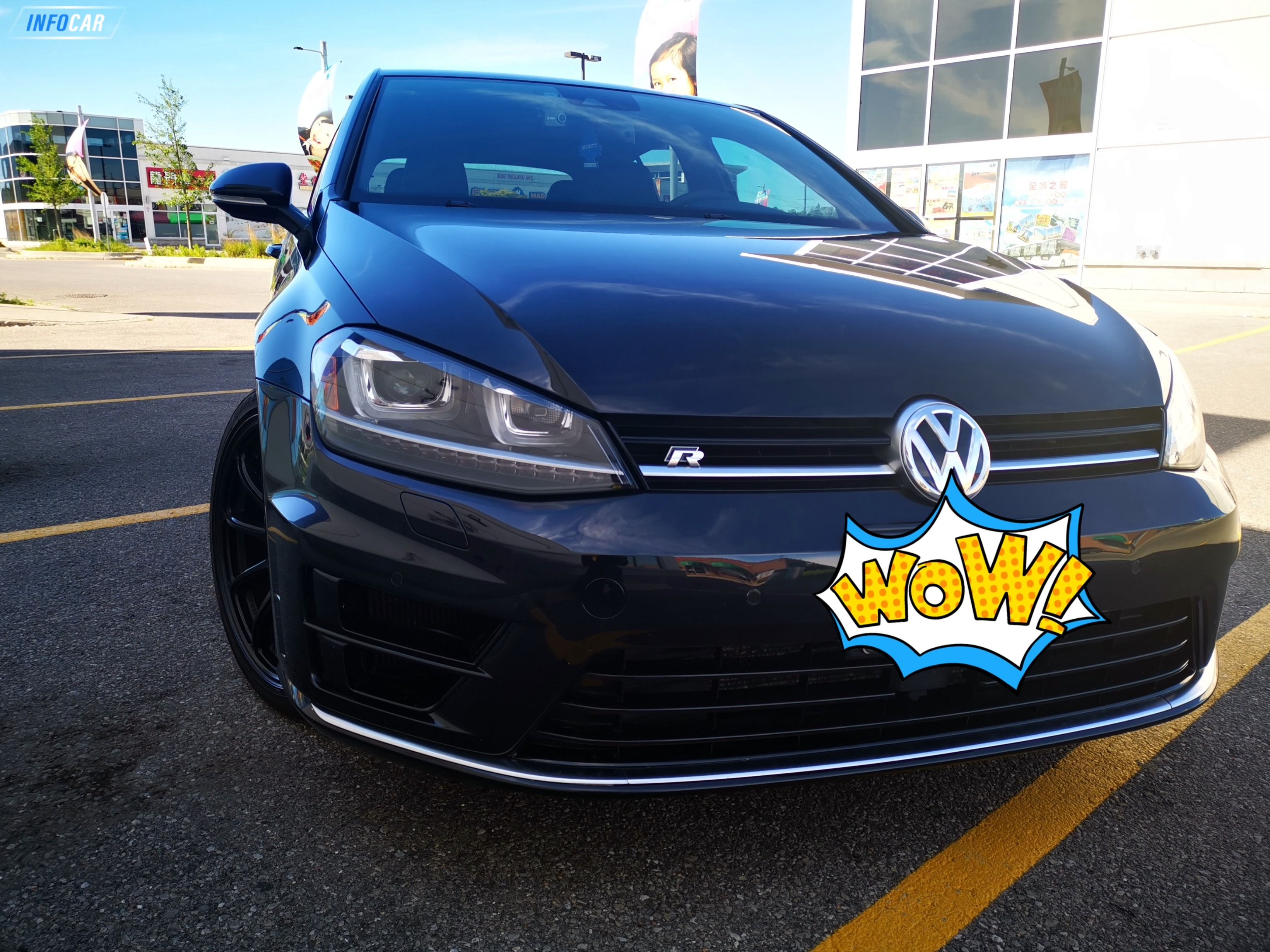 2016 Volkswagen Golf R  - INFOCAR - Toronto's Most Comprehensive New and Used Auto Trading Platform