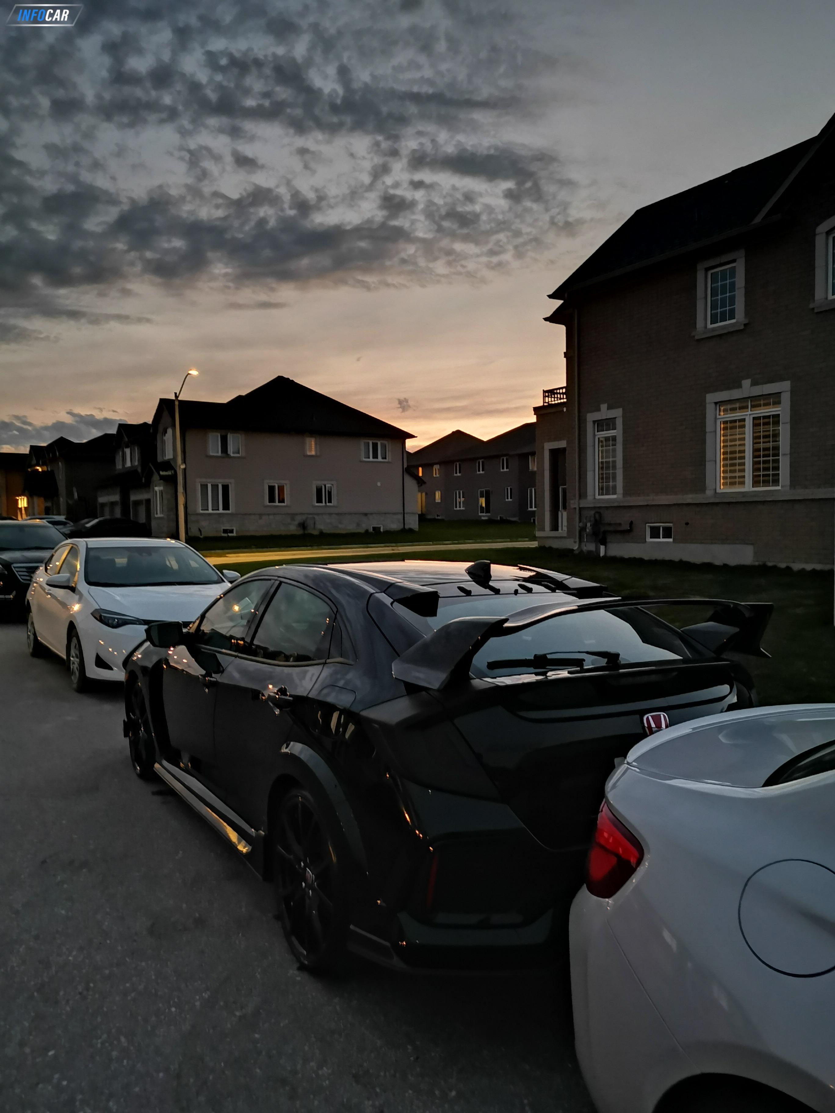2019 Honda Civic type r - INFOCAR - Toronto's Most Comprehensive New and Used Auto Trading Platform