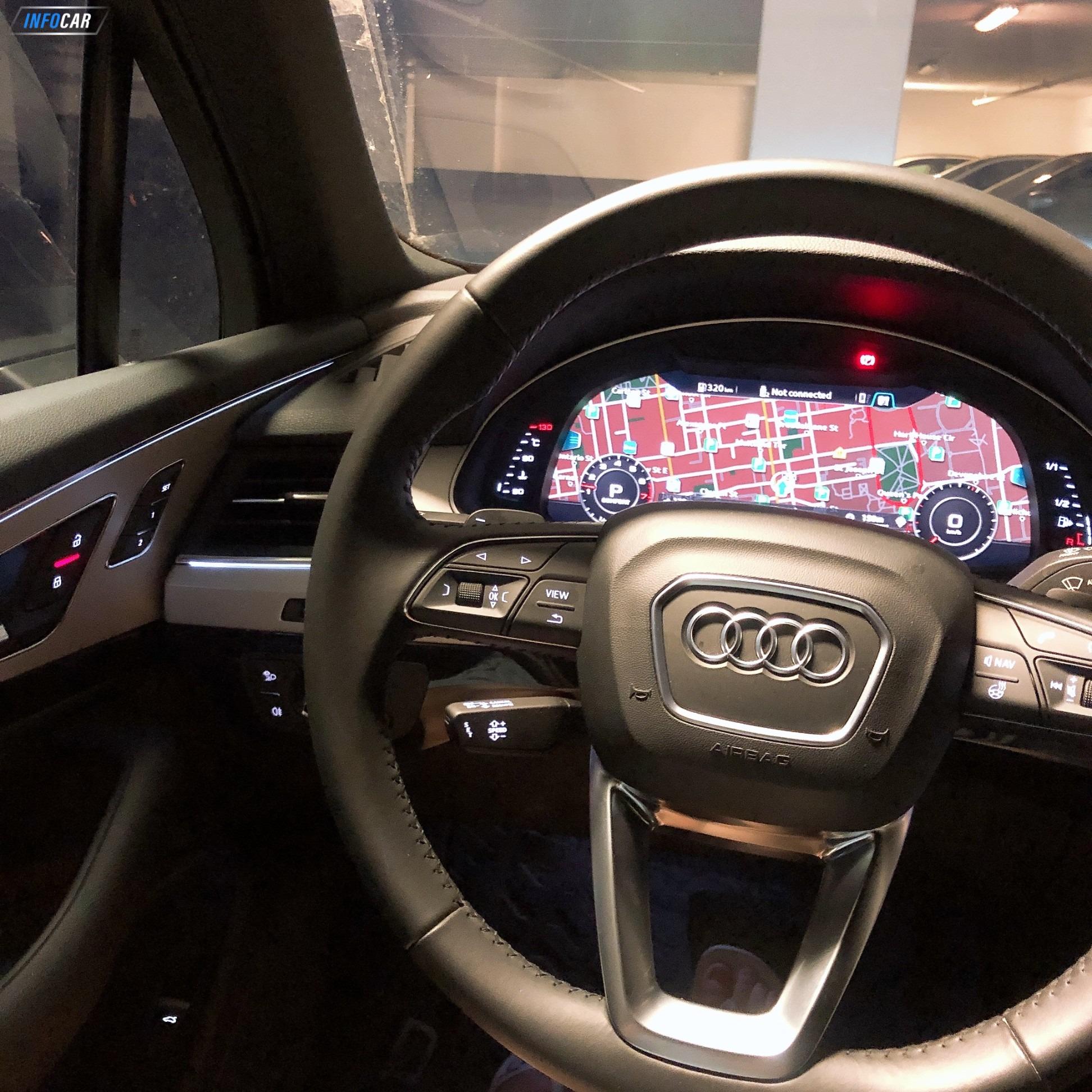 2018 Audi Q7  - INFOCAR - Toronto's Most Comprehensive New and Used Auto Trading Platform