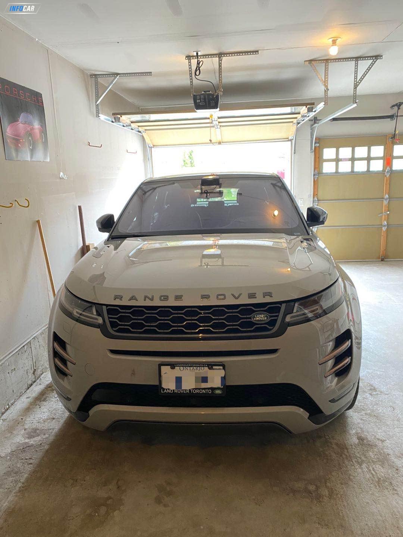 2020 Land Rover Range Rover Evoque p250 - INFOCAR - Toronto's Most Comprehensive New and Used Auto Trading Platform