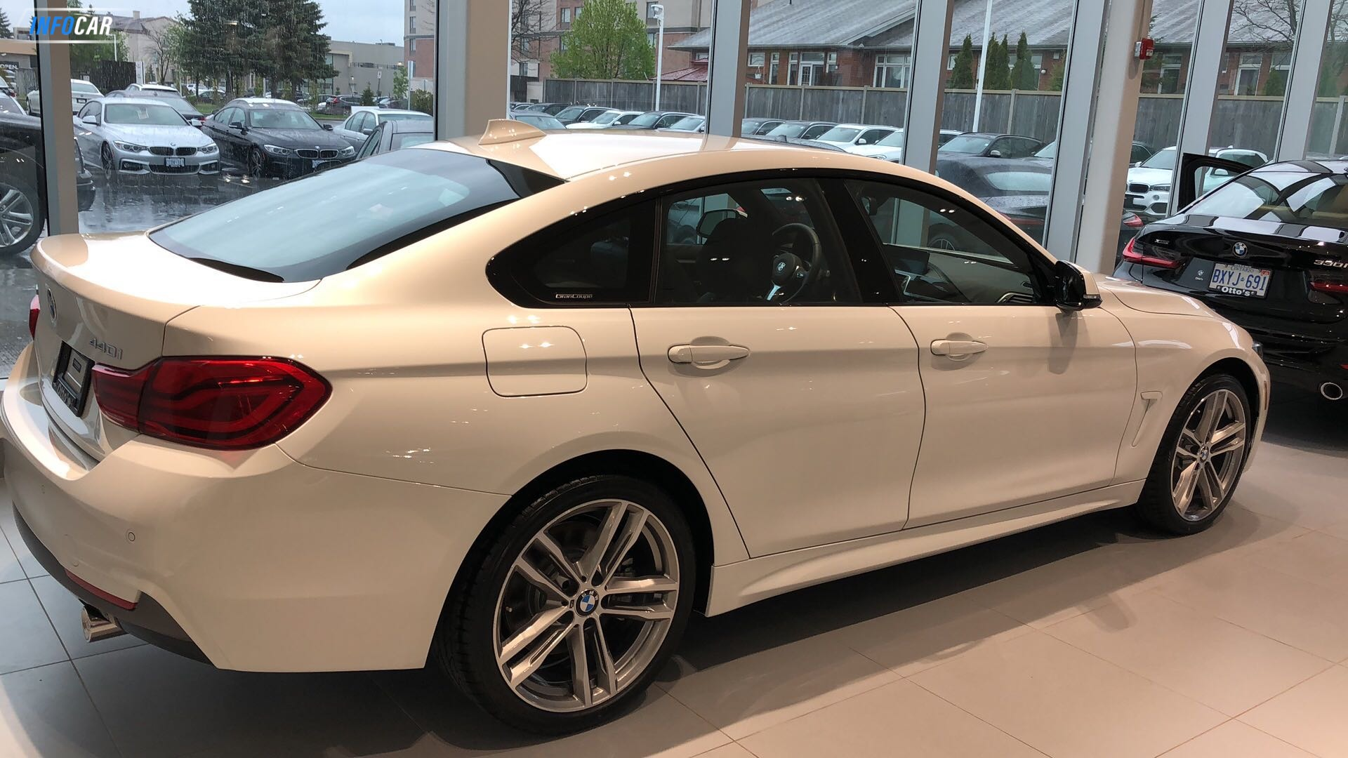 2019 BMW 4-Series 440i - INFOCAR - Toronto's Most Comprehensive New and Used Auto Trading Platform