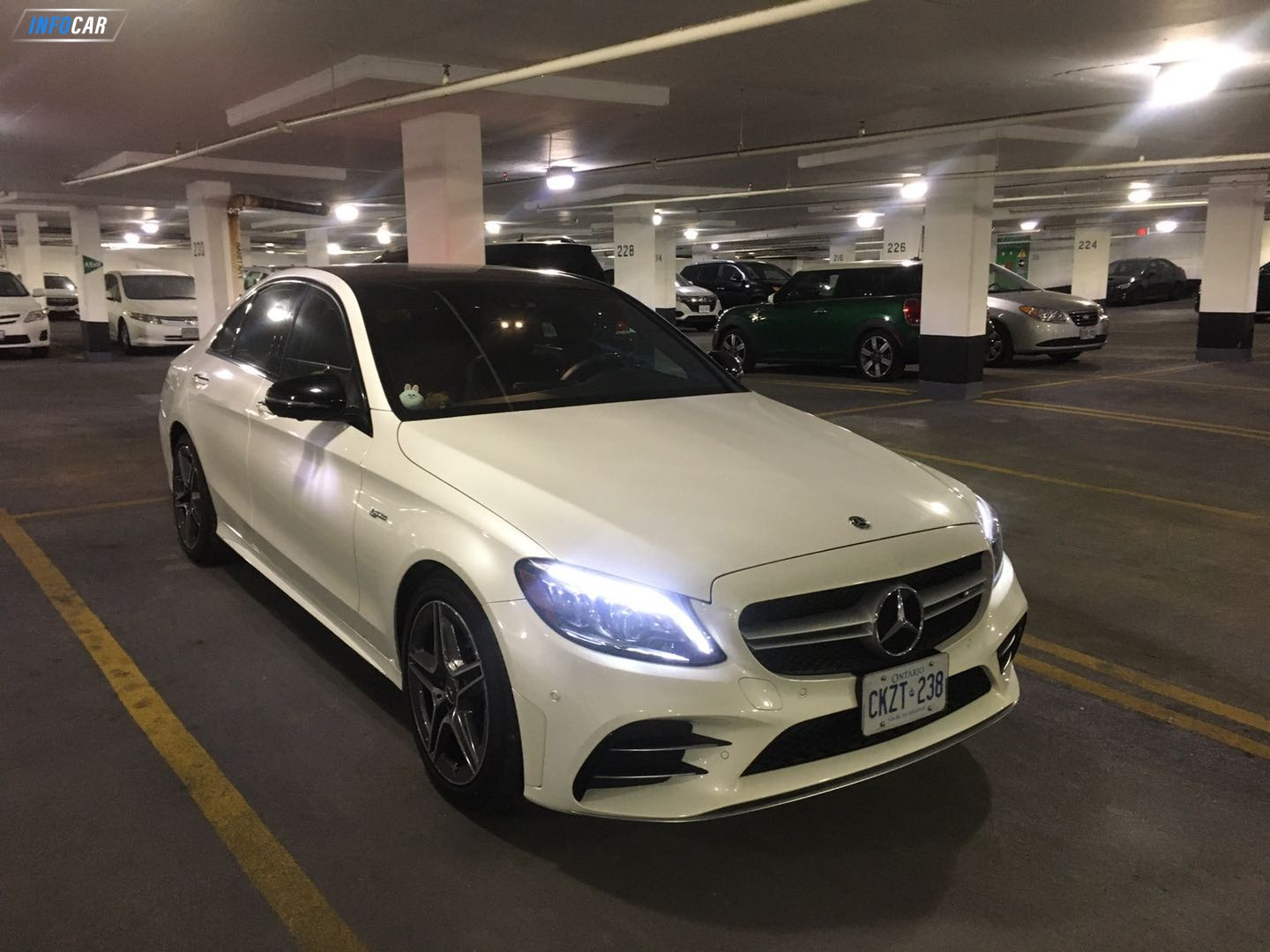 2019 Mercedes-Benz C-Class 43 - INFOCAR - Toronto's Most Comprehensive New and Used Auto Trading Platform