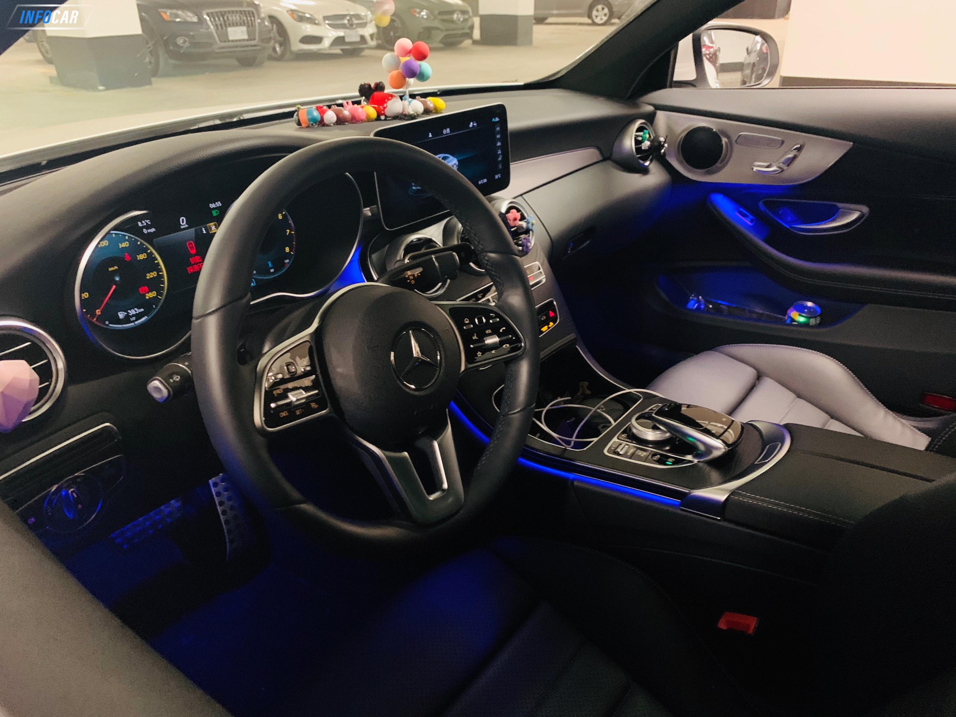 2020 Mercedes-Benz C-Class C300 Coupe - INFOCAR - Toronto's Most Comprehensive New and Used Auto Trading Platform