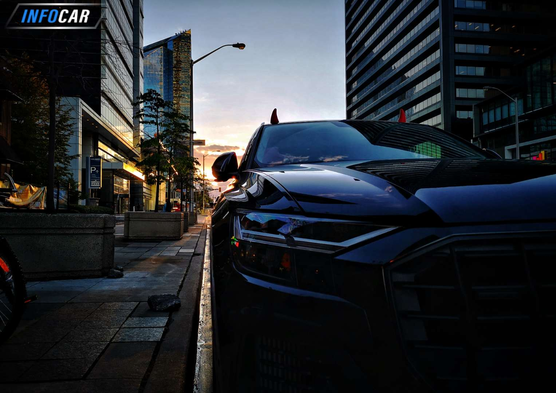 2019 Audi Q8  - INFOCAR - Toronto's Most Comprehensive New and Used Auto Trading Platform