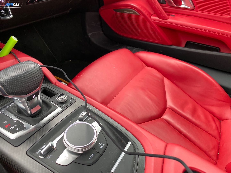 2017 Audi R8 V10Plus - INFOCAR - Toronto's Most Comprehensive New and Used Auto Trading Platform