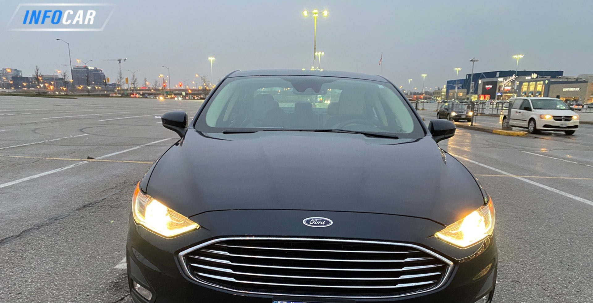 2020 Ford Fusion SE - INFOCAR - Toronto's Most Comprehensive New and Used Auto Trading Platform