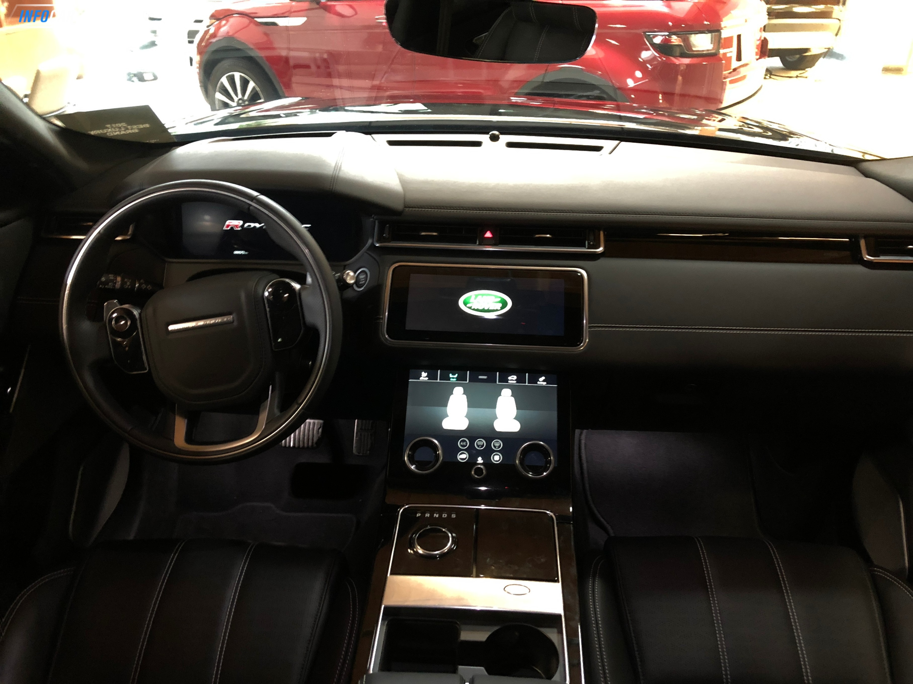 2019 Land Rover Range Rover Velar R-dynamic HSE P380 - INFOCAR - Toronto's Most Comprehensive New and Used Auto Trading Platform