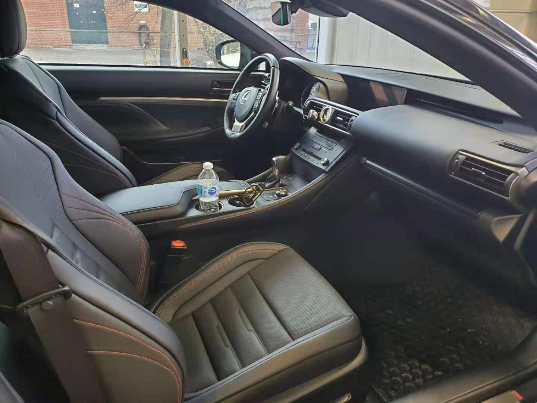 2018 Lexus RC 300 RC300 AWD Blackline Edition - INFOCAR - Toronto's Most Comprehensive New and Used Auto Trading Platform