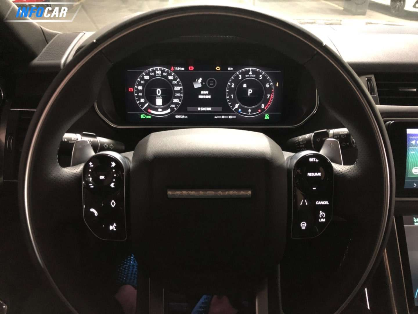 2019 Land Rover Range Rover Sport supercharged dynamic - INFOCAR - Toronto's Most Comprehensive New and Used Auto Trading Platform