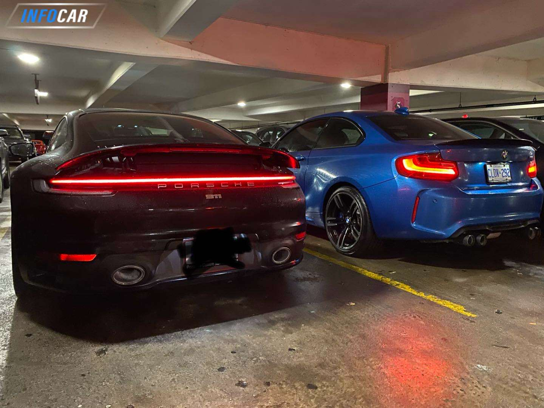 2020 Porsche 911 Carrera 4 - INFOCAR - Toronto's Most Comprehensive New and Used Auto Trading Platform
