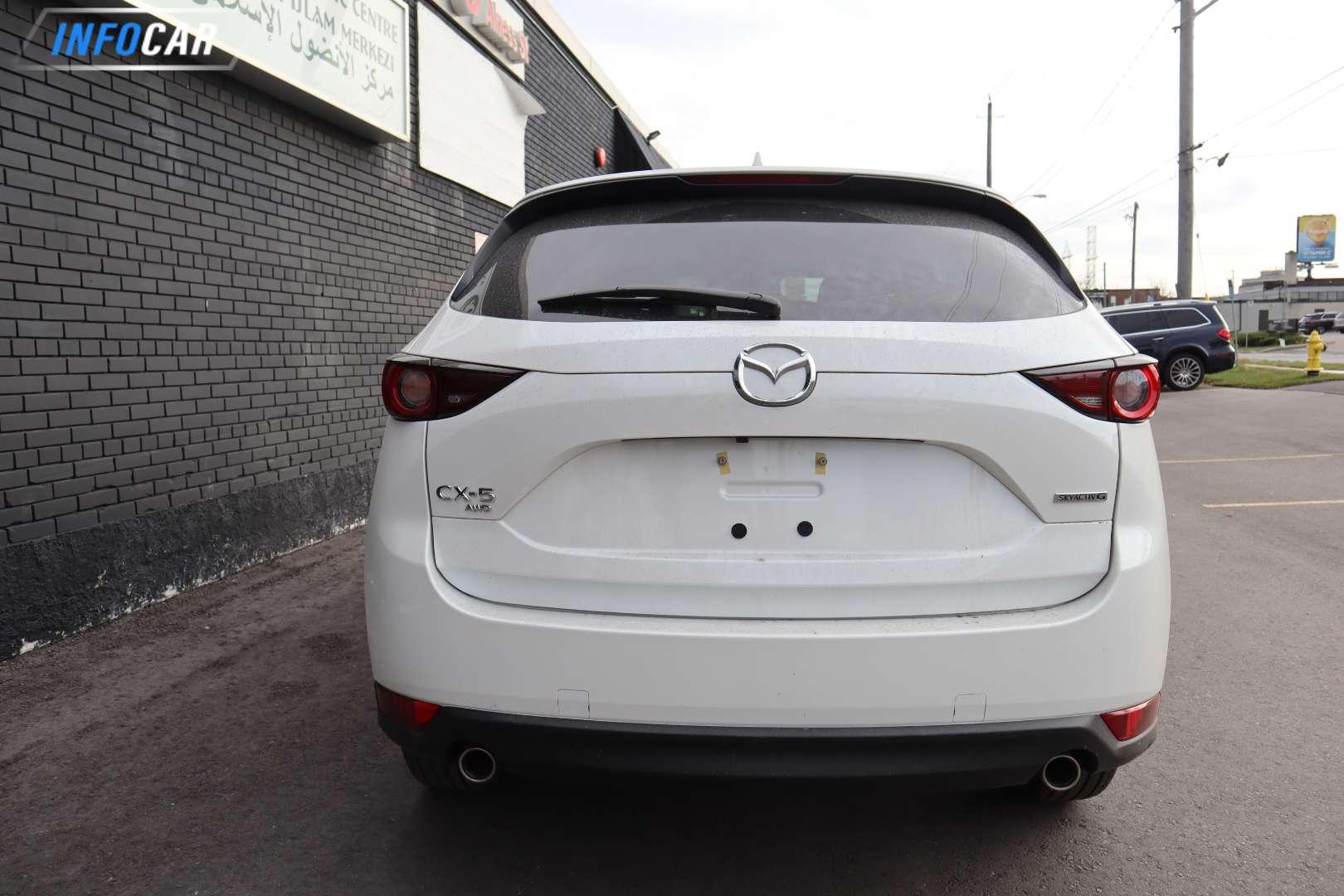 2020 Mazda CX-5  - INFOCAR - Toronto's Most Comprehensive New and Used Auto Trading Platform