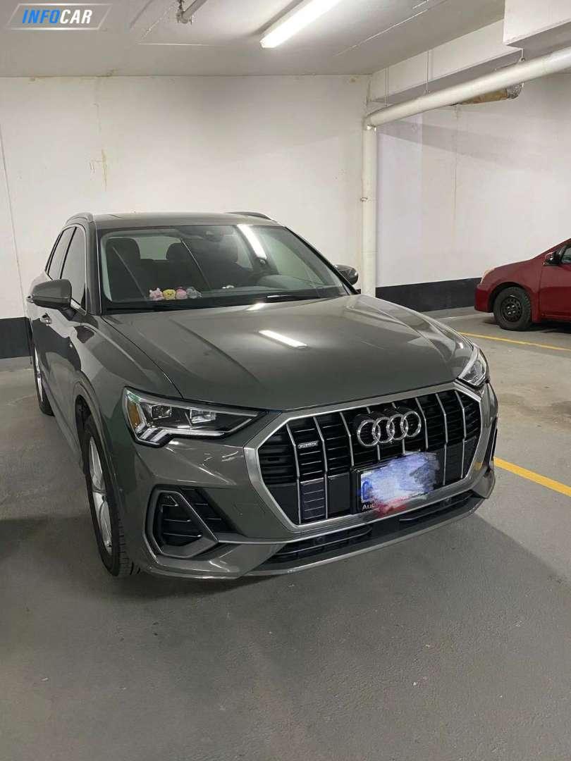2019 Audi Q3 Technik - INFOCAR - Toronto's Most Comprehensive New and Used Auto Trading Platform