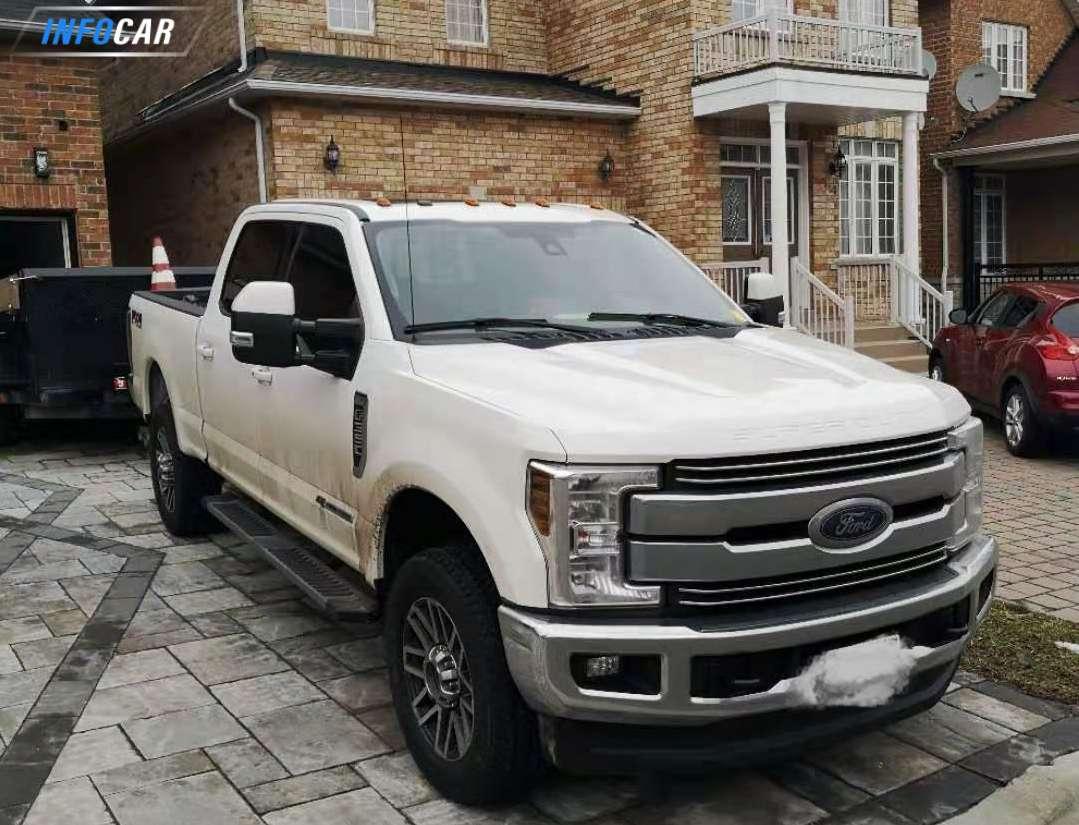 2018 Ford F-350 柴油版中配 - INFOCAR - Toronto's Most Comprehensive New and Used Auto Trading Platform