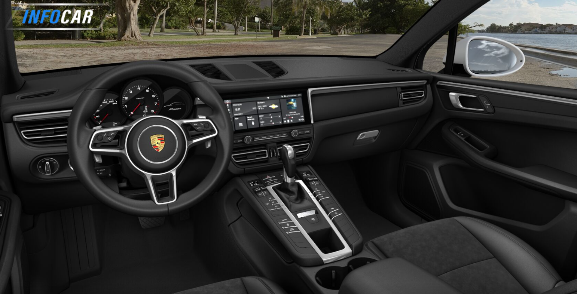 2021 Porsche Macan  - INFOCAR - Toronto's Most Comprehensive New and Used Auto Trading Platform
