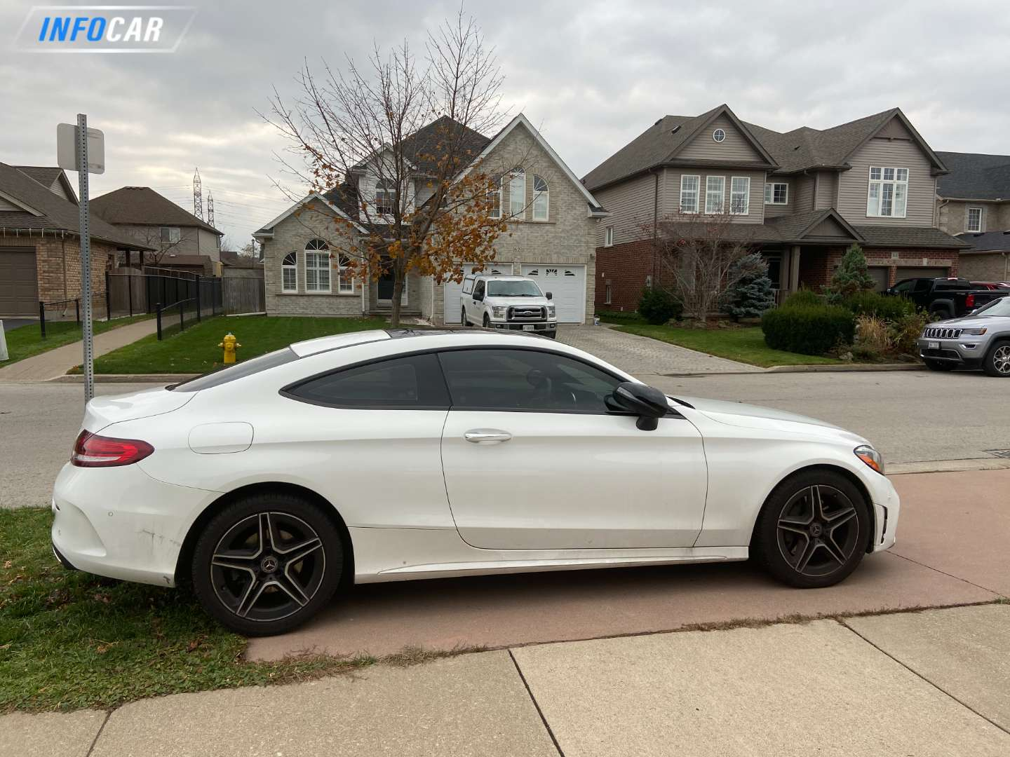 2019 Mercedes-Benz C-Class C300 Coupe - INFOCAR - Toronto's Most Comprehensive New and Used Auto Trading Platform