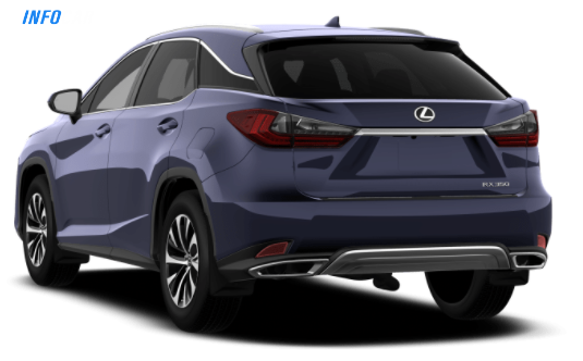 2021 Lexus RX 350 AWD - INFOCAR - Toronto's Most Comprehensive New and Used Auto Trading Platform
